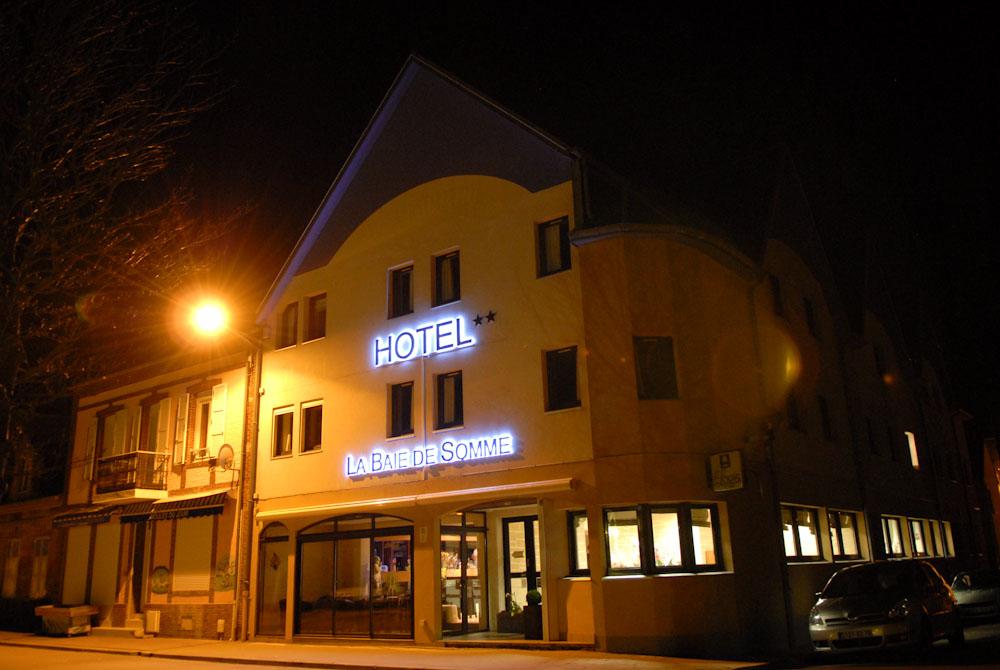 Hotel De La Baie De Somme Au Crotoy